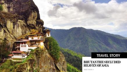 Bhutan The Secluded Heaven of Asia