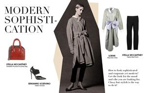Get the look: Modern Sophistication