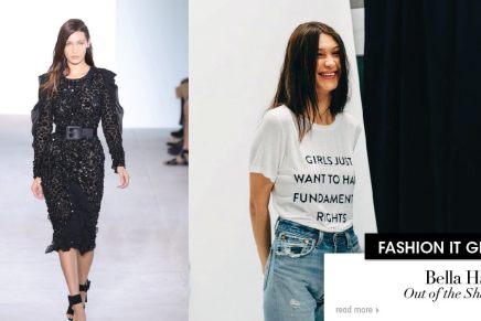 Fashion IT Girls we absolutelyLOVE!