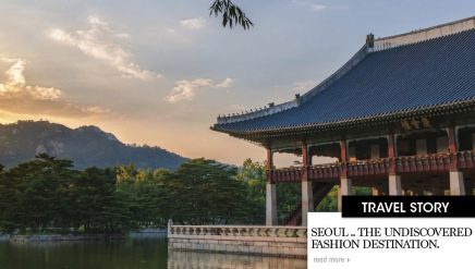 Seoul .. The Undiscovered Fashion Destination.