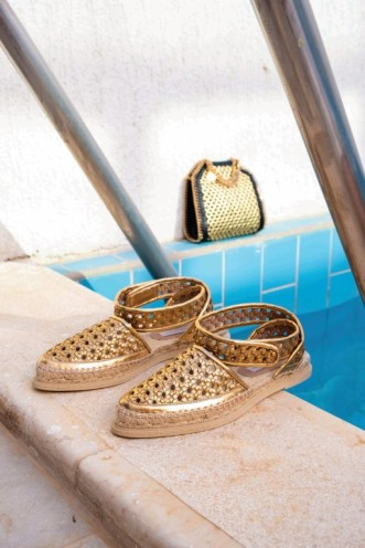 SNEAKERS, BAG & SANDALS Stella McCartney Thuraya Mall Al Ostoura Salhiya Complex